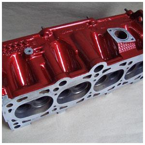 Automotoren und Motorteile pulverbeschichten, lackieren, beschichten ...